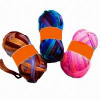 Cheap Hand Knitting Acrylic Yarn, Suitable for Scarves and Clothing Accessories wholesale