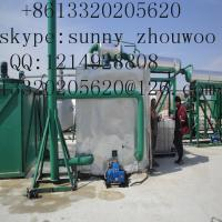 Cheap Used Motor Oil Recycle Machine,Engine Oil Vacuum Distilltion,Waste Oil Re-refinning wholesale