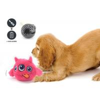 Quality Non Toxic Dog Entertainment Toys , Indoor Plastic Material Pet Dog Toy for sale