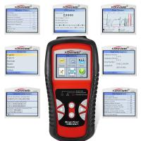 China Konnwei 12 V car engine diagnostic tool  auto car diagnostic scanner with CE Rohs on sale