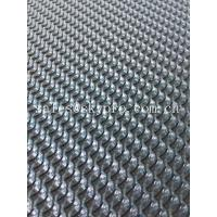 China Abrasion PVC Conveyor Belting For Wood Process Industry , Inclined Transmission on sale