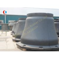 Cheap Black Cone / Cell Marine Rubber Fender High Performance With Natural Rubber wholesale