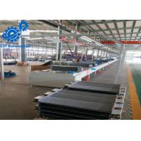 China Custom Voltage Air Conditioner Assembly Line Accurate Synchronous Conveying on sale