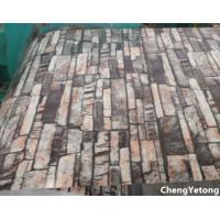 Cheap PVC Film Laminated Color Coated Steel Coil Organic Coating Thickness 20-45μM wholesale