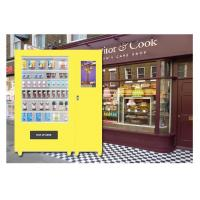 Buy cheap Children Beverage And Snack Milk Vending Machines With CE FCC Certificate from wholesalers