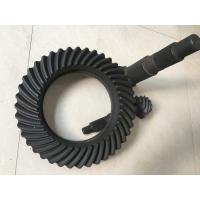 Cheap Hypoid Spiral crown bevel gears , High Precision Forging ring gear and pinion gear wholesale