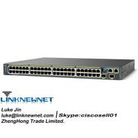 WS-C2960+48TT-L new and used Cisco network catalyst switch in stock price today ship to world china supplier