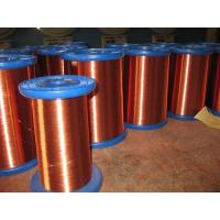 Cheap 130C / 155C / 200C Enamelled Aluminium Motor Winding Wire with high frequency wholesale