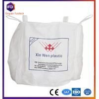 Buy cheap jumbo bag 1500kg 100 % polypropene FIBC bag with top filling spout for salt pp from wholesalers