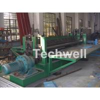 Cheap High Strength Round Wave Corrugated Sheet Roll Forming Machine Horizontal wholesale