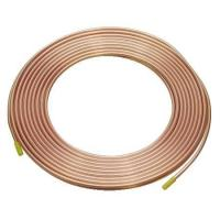 Cheap Refrigeration Copper Tube, Pancake Coil Copper Pipe with good plasticity for show case wholesale