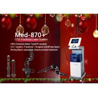 China Professional CO2 Fractional Laser Machine for Vaginal Tightening / Skin Rejuvenation on sale