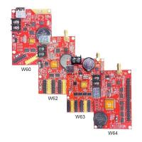 Quality Outdoor 3 Sided Led Display Control Card P5 For Taxi Roof Advertising Signs for sale