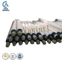 Cheap paper making machinery spare parts Used In Drying Part Steel Roll wholesale