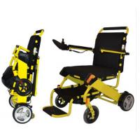 High-Low seat lift up power wheelchair