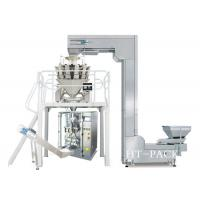 Cheap Full Automatic Potato Chips / Cookies Snacks Packing Machine 10-3000g wholesale