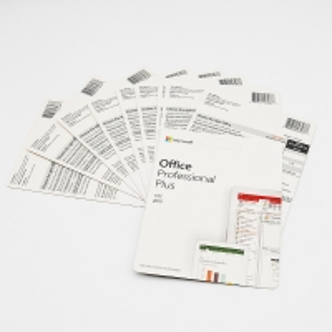 Cheap Paper 1PC Microsoft Office Pro Plus Card 15x11x2cm wholesale