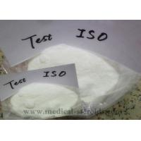 Cheap 99.5% Assay Anabolic Steroid Muscle Growth , Raw Hormone Testosterone Isocaproate wholesale