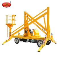Cheap Industrial equipment high-altitude working vehicle with aerial task wholesale