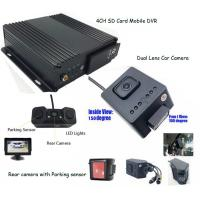 Cheap GPS Car Taxi Mobile 3G 1080P mobile dvr camera systems with OSD Interface wholesale