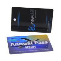 Cheap TK4100 RFID Smart Membership Card , Contactless Chip Card For Time Attendance wholesale