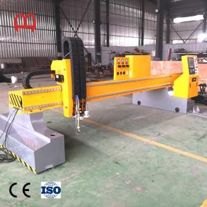 China OEM Fiber Laser Pipe Cutting Machine , Pipe Profile Cutting Machine Customizable on sale