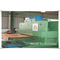 Cheap Horizontal Copper Continuous Casting Machine , Tin Phosphors Bronze Strip Billet CCM wholesale