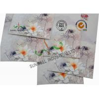 Cheap Offset Paper Custom Printed Business Envelopes Custom Size Gold Foil Stamping wholesale