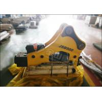 Krupp Side Type Hydraulic Rock Breaker Hammer For 10-16 Ton Sany Excavator