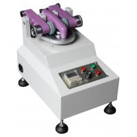 Buy cheap ASTM D1044 Leather Fabric Rubber TABER Abrasion Universal Testing Machine Lab Equipment from wholesalers