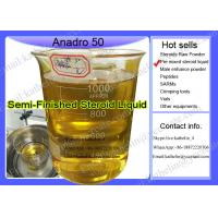 Cheap Steroid Oil based injection Gear Oxymetholone / Anadro 50 Semi-Finished Oil For Bodybuilding wholesale