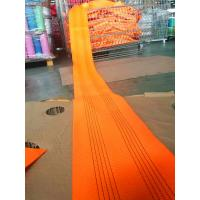 Cheap polyester webbing materil for sling , According to EN1492-1 , JB/T 8521, AS1353 , WSTD standard wholesale