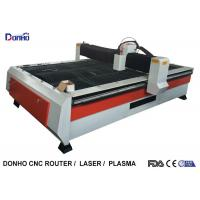 Cheap Heavy Duty Structure CNC Plasma Cutting Machine With Chuangwei Stepper Motor wholesale