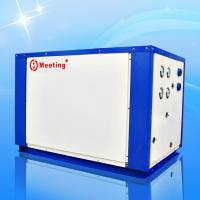 Cheap Meeting_ground Source Heat Pump System , Low Noise High Efficiency Heat Pump wholesale