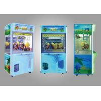 Cheap Coin Operated Toy Arcade Claw Machine / Child Play Claw Machine wholesale