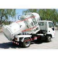 Cheap ISUZU Kitchen waste truck  ISUZU--Food Waste Collection Food Waste Collection Cell: 0086 152 7135 7675 wholesale