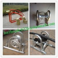 China Underground Cable Rollers,Cable Rollers,Straight Line Cable Roller,Tube Rollers on sale