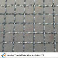 Cheap Intermediate Crimped Wire Mesh|SS304 Intercrimp Woven Mesh For Construction wholesale
