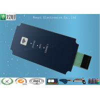Buy cheap WIFI Use F150 Overlay 10 Pin Female Connector 3M468MP Flat Membrane Switch from wholesalers