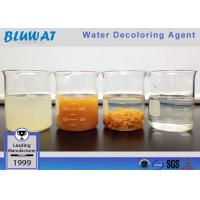 Buy cheap Wastewater Recycling Color Removal Chemical Organic Polymer Flocculant In Liquid from wholesalers