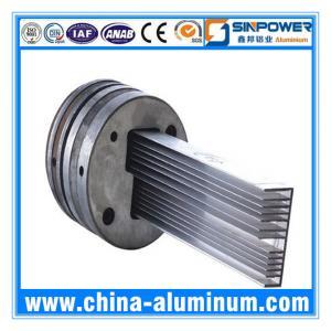 Cheap 6063-T5 Custom Aluminium Extrusion Profiles wholesale