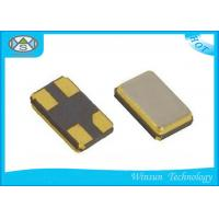 Cheap High Stability Quartz Crystal Resonator 6.0 Mhz - 110.0 Mhz 7.0 X 5.0mm  For Automobile wholesale