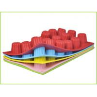 Cheap Silicone Kitchen Bakeware, Silicon Cake Baking Mould, Soap Molds, Ice Cube Tray wholesale