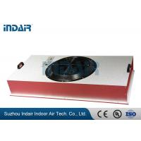 Low Vibration FFU Fan Filter Unit , HEPA Fan Filter Unit With FM Approval