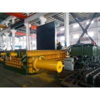 Buy cheap 315 Tons Two Master Cylinder High Bale Density Scrap Metal Pressing machine from wholesalers