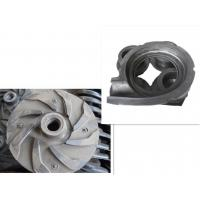 Buy cheap Rubber Lined Anti Acid Sump Pump Parts , Frame Plate Liner Single Stage from wholesalers