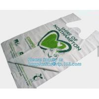 Quality cornstarch biodegradable bag, dog waste bag, compostable bag for home and for sale