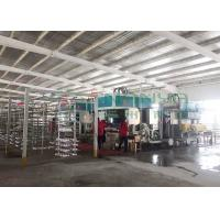 China Molded fiber shock-proof package production line Pulp Tray Machine on sale