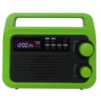Cheap New WB/FM/AM 3bands weather alarm clock radio wholesale