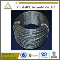 Cheap 1.2mm Stainless Steel Wire Rope 7x7 in spools wholesale